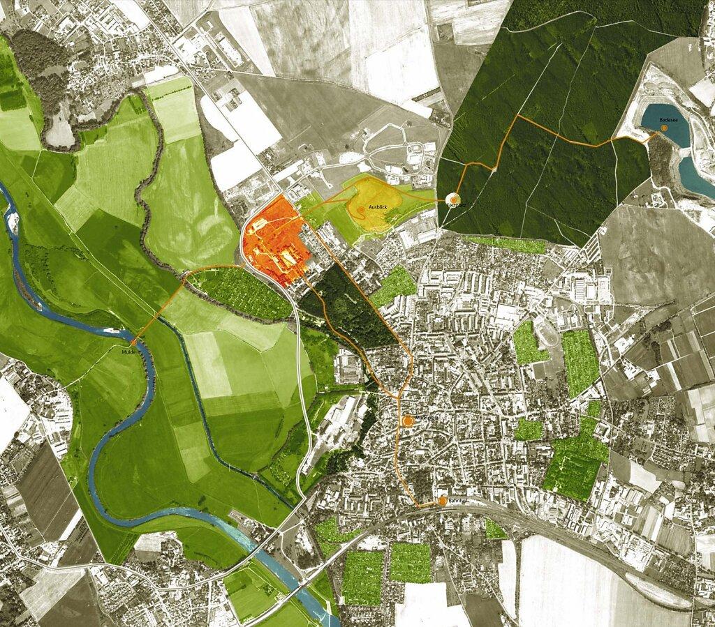 Architekten Erlangen erlangen großparkplatz rahmenplan 2015 schellenberg baeumler