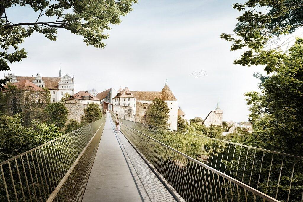 Bautzen Neue Wege in die Stadt 2017