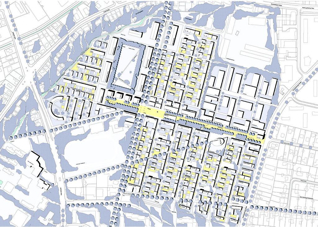 Großreuth Rahmenplanung